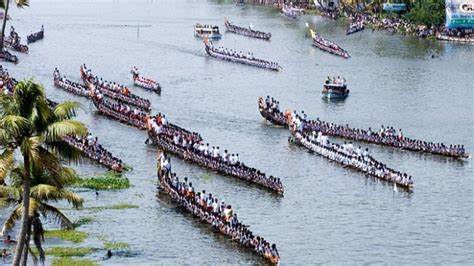boat song in malayalam kerala s traditional snake boats are ready to set sail