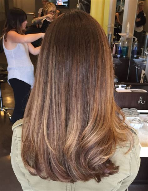 shoulder length hair with layers at bottom best 25 sombre hair ideas on pinterest hair melt hair