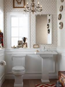 powder room bathroom ideas half bathroom or powder room hgtv