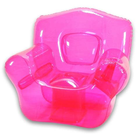pink inflatable couch 25 best images about bubble inflatables products on