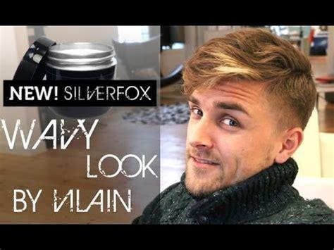 slikhaar hairstyles miguel veloso hairstyle men s wavy hair tutorial