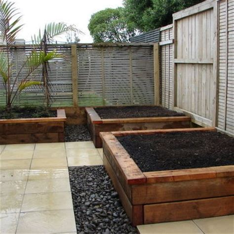 10 best ideas about backyard planter boxes on
