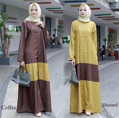 Baju Abaya baju gamis abaya lamia baloteli busana muslim murah