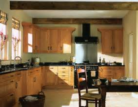 Lovely Best Color For Kitchen Walls With Dark Cabinets #2: Kitchen-colors-2012-with-oak-cabinets.jpg
