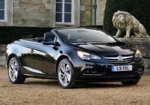 Vauxhall Cascada Price Luxury Automobiles