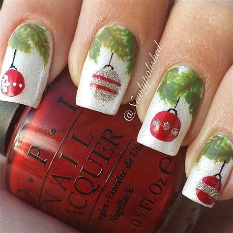top 14 elegant christmas party nail designs new simple