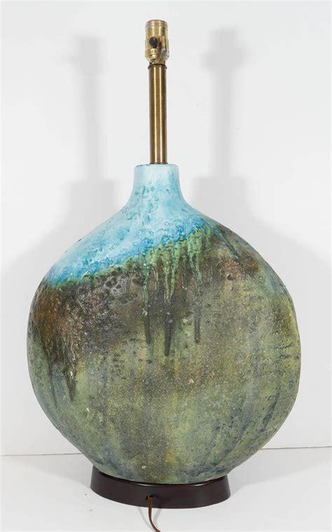 Handmade Bulbs - italian mid century marcello fantoni handmade ceramic l