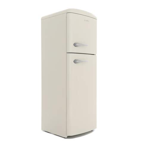 retro style fridge freezers uk buy gorenje retro vintage rf60309oc fridge freezer