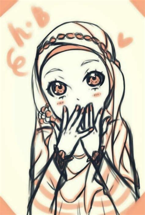 anime muslimah muslimah anime muslimah inspiration pinterest