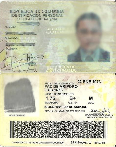 Ac Akari 1 Pk Second documento de identidad
