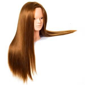 new arrival blond cosmetology mannequin with