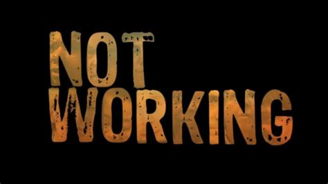 not working trailer on vimeo