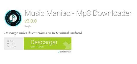 ofertilandia musica gratis bajar musica en mp3 gratis las mejores aplicaciones android para descargar m 250 sica