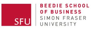 Sfu Mba Placements by Coast Review Beedie School Of Business Turns Focus