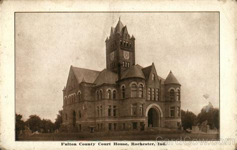 State Court Fulton County Search Fulton County Court House Rochester In Postcard
