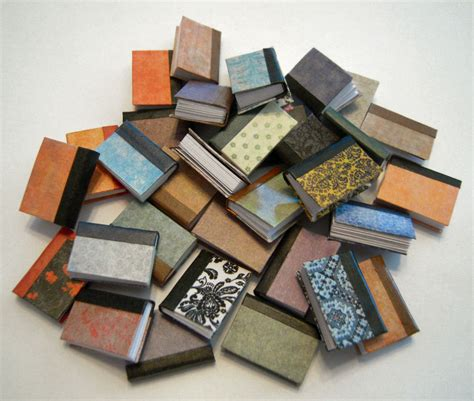 mini picture book miniature books blank by dfly847 on deviantart
