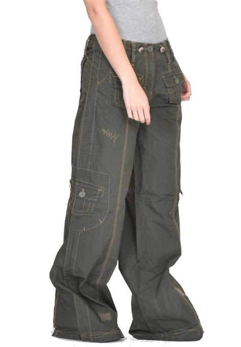 light pants for women new ladies womens baggy wide leg loose lightweight combat