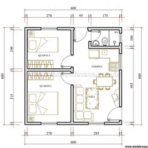 Planta Baixa Online casa alvenaria 6x6 qualidade c pre 231 o porto alegre rio