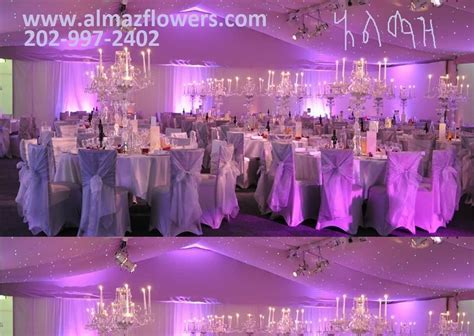 wedding ballroom and stage decoration by Almaz Wedding