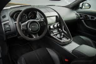 F Type Jaguar Interior 2016 Jaguar F Type R Awd Interior Photo 17