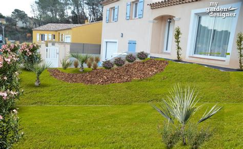 Jardin Paysager M Diterran En by Beautiful Jardin Terrasse Mediterraneen Contemporary