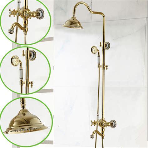 Brass Bathtub by Retro Style Bathroom Golden Antique Bronze Brass Bathtub
