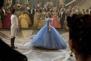 film cinderella in new york cinderella s dress is re created for live action disney