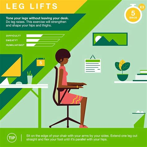 workouts to do at your desk six workouts you can do at your desk daily mail