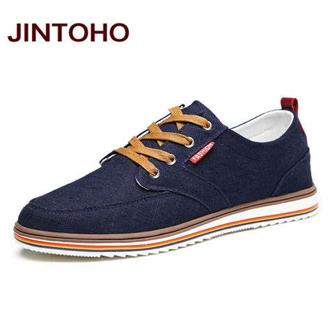 shoe sales jintoho big size breathable mens shoes sales lace up