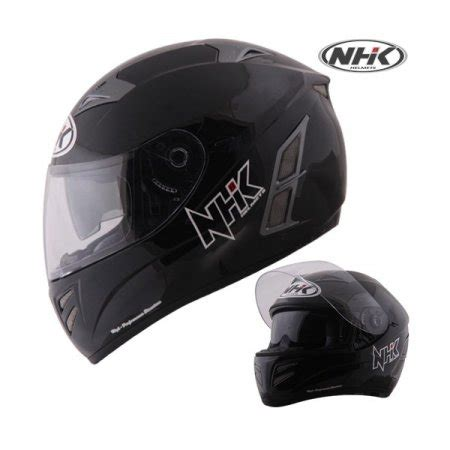 Helm Nhk Predator Active Visor nhk terminator
