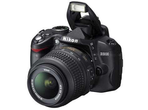 nikon d3000 dslr nikon unveils d3000 entry level dslr digital photography