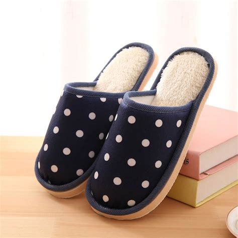 best winter slippers buy cuter dot warm soft plush