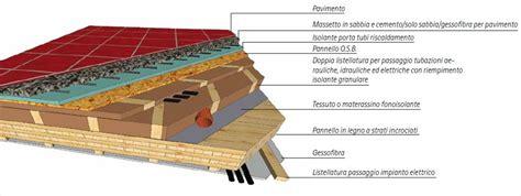 stratigrafia pavimento progettazione e realizzazione in legno ad alta