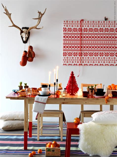 christmas home design inspiration a scandinavian inspired christmas interior design