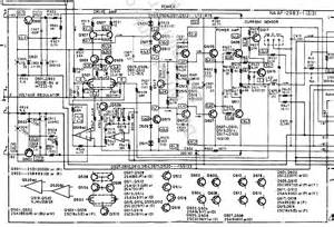 onkyo a 8240 schematic power amp section onkyo power schematic section hifi forum de