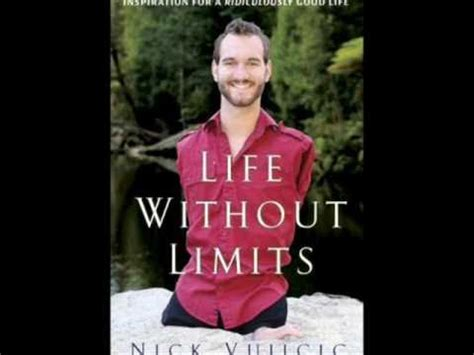 nick vujicic mini biography nick vujicic life without limits youtube