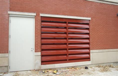 duct silencers acoustic louvers oneill engineered systems