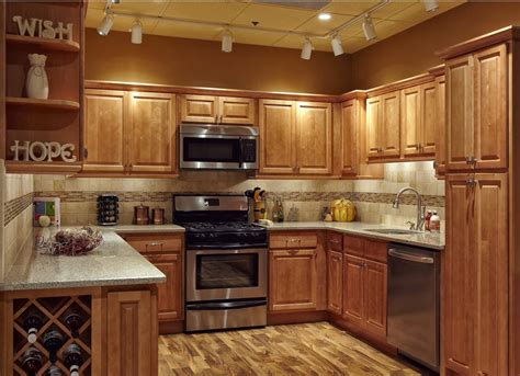 maple or oak cabinets five star stone inc countertops how to redo your kitchen