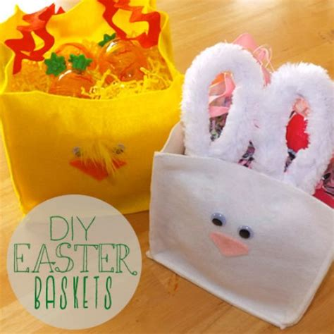 homemade easter basket ideas 25 cute and creative homemade easter basket ideas page 3