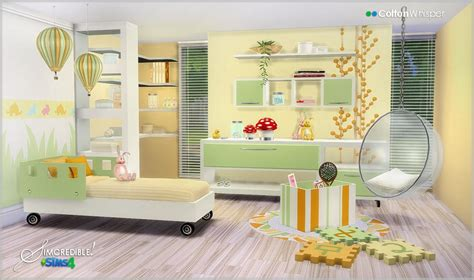 my sims 4 blog toy story bedroom set by miguel my sims 4 blog cotton whisper bedroom set by simcredible