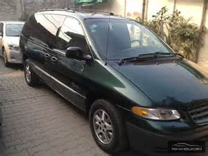 Chrysler For Sale In Pakistan Chrysler Plymouth Voyager 1996 For Sale In Lahore Pakwheels