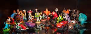 All The Disney Infinity Characters Pixar Post March 2014