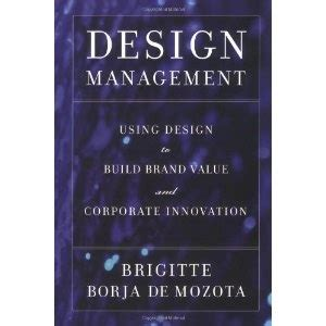 design management brigitte borja de mozota libros and design on pinterest