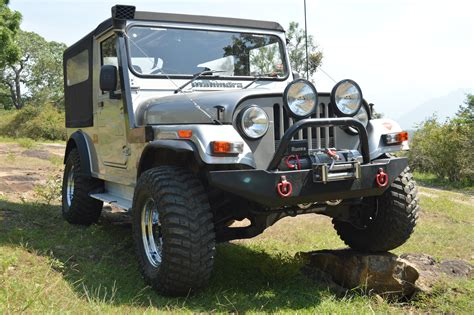 mahindra jeep thar modified mahindra thar modified jeep www imgkid com the image