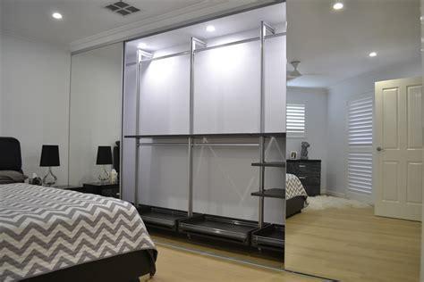 sliding wardrobe doors frameless  wardrobe man