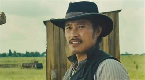 aktor film koboi lee byung hun jadi koboi gagah the magnificent seven