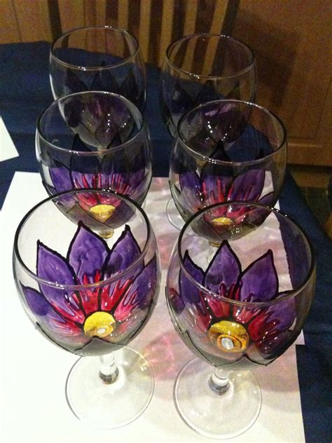 glass vase painting ideas the greatest glass painting