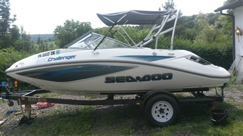 2007 sea doo challenger 180 for sale sea doo challenger 180 2007 for sale for 13 995 boats