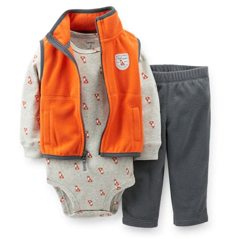 3pc Product carters 3pc vest set baby me philippines