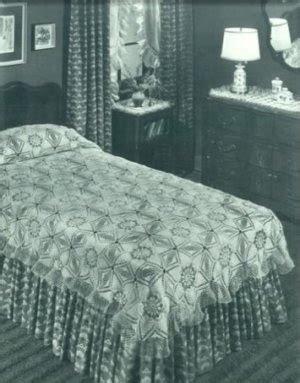black and white vintage pattern bedding 69 best images about crochet lace bedding on pinterest